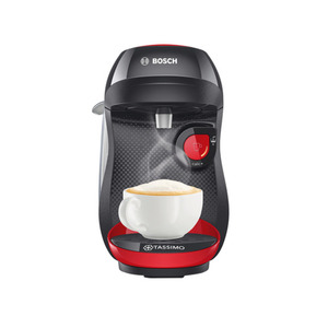 Bosch Tassimo Kaffeeautomat TAS1003 in rot