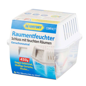 Humydry Raumentfeuchter ''Compact'' 450 g