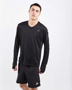 adidas OWN THE RUN LONG SLEEVE - Herren lang