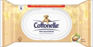 Cottonelle Feuchtes Toilettenpapier Mein Spa Erlebnis Shea Butter
