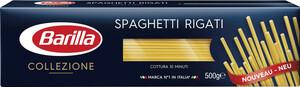 Barilla Nudeln La Collezione Spaghetti Rigati  500 g