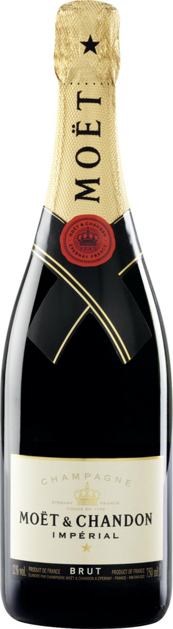 Moët & Chandon Champagner Brut Imperial 0,75 ltr