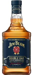 Jim Beam Double Oak Twice Barreled Bourbon 0,7 ltr