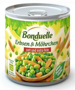 Bonduelle Erbsen & Möhrchen 400 g