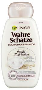 Garnier Wahre Schätze Sanfte Hafermilch Beruhigendes Shampoo 250 ml