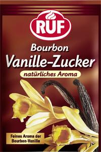 Ruf Bourbon Vanille-Zucker 3x 8 g
