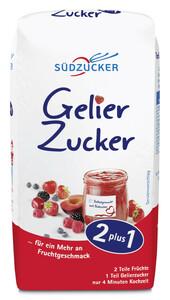 Südzucker Gelierzucker 2+1 500 g