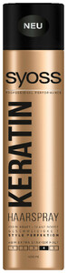 Syoss Haarspray Keratin extra stark Haltegrad 4 400 ml 400 ml