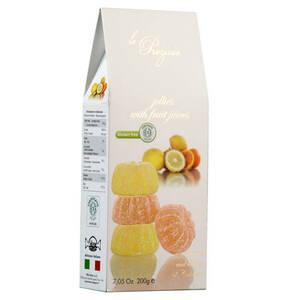 LE PREZIOSE-Fruchtgelee Orange & Zitrone, 200g