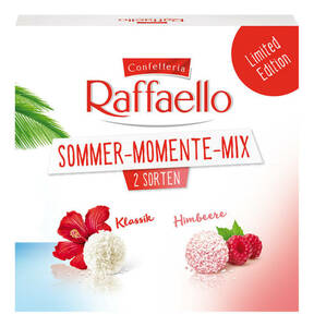 FERRERO             Raffaello Sommer-Momente-Mix, 260g                 (2 Stück)