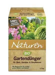 Naturen Gartendünger 1,7 kg Naturen
