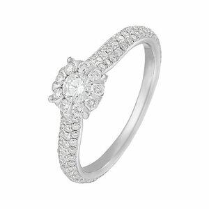 CHRIST Diamonds Damenring 86639629