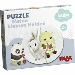 Puzzle – Meine kleinen Helden, blau