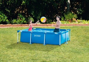 Intex Frame Pool Set Family ,  300 x 200 x 75 cm