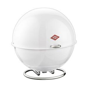 WESCO Vorratsbehälter / Brotkasten SUPERBALL Weiß
