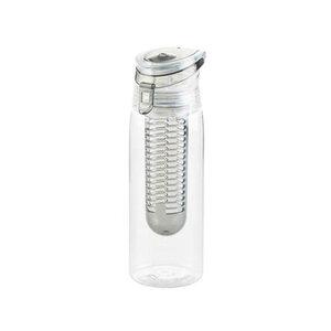 Tritan Trinkflasche 750 ml in grau
