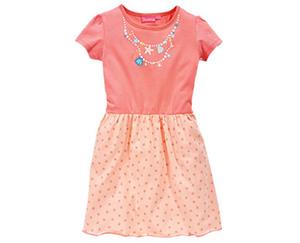 impidimpi Mädchen-Kleid oder Longshirt mit Leggings