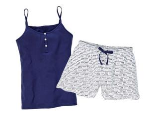 blue motion Sommer-Pyjama