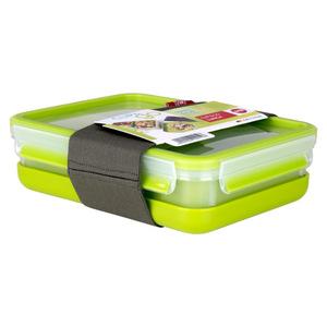 Emsa Lunchbox Clip & Go in grün (1,2 Liter)