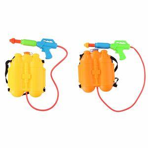 Wasserpistole mit Rucksack-Behälter 2100ml