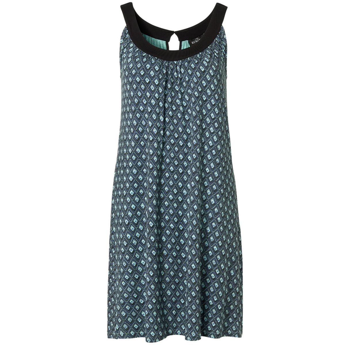 Bild 1 von Damen Jerseykleid mit Allover-Print