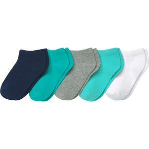 5 Paar Baby Sneaker-Socken im Set