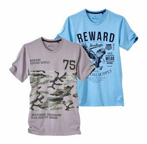 Reward classic Herren-T-Shirt in verschiedenen Ausführungen