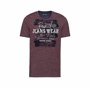 Reward classic Herren-T-Shirt mit trendigem Frontaufdruck