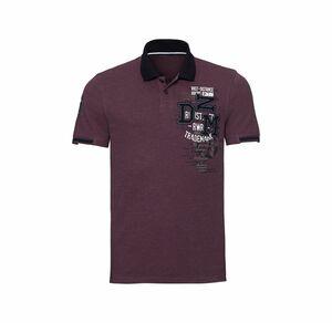 Reward classic Herren-Poloshirt mit tollen Applikationen