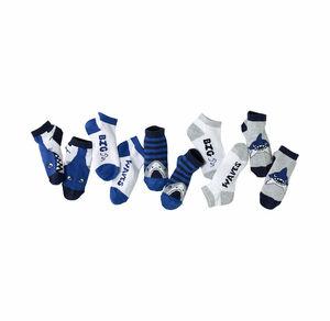 Jungen-Sneaker-Socken im vorteilhaften 5er Pack