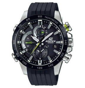 "CASIO EDIFICE             Smartwatch Herrenuhr ""Bluetooth"" EQB-800BR-1AER, Hybriduhr"