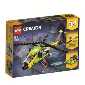 LEGO Creator Hubschrauber-Abenteuer