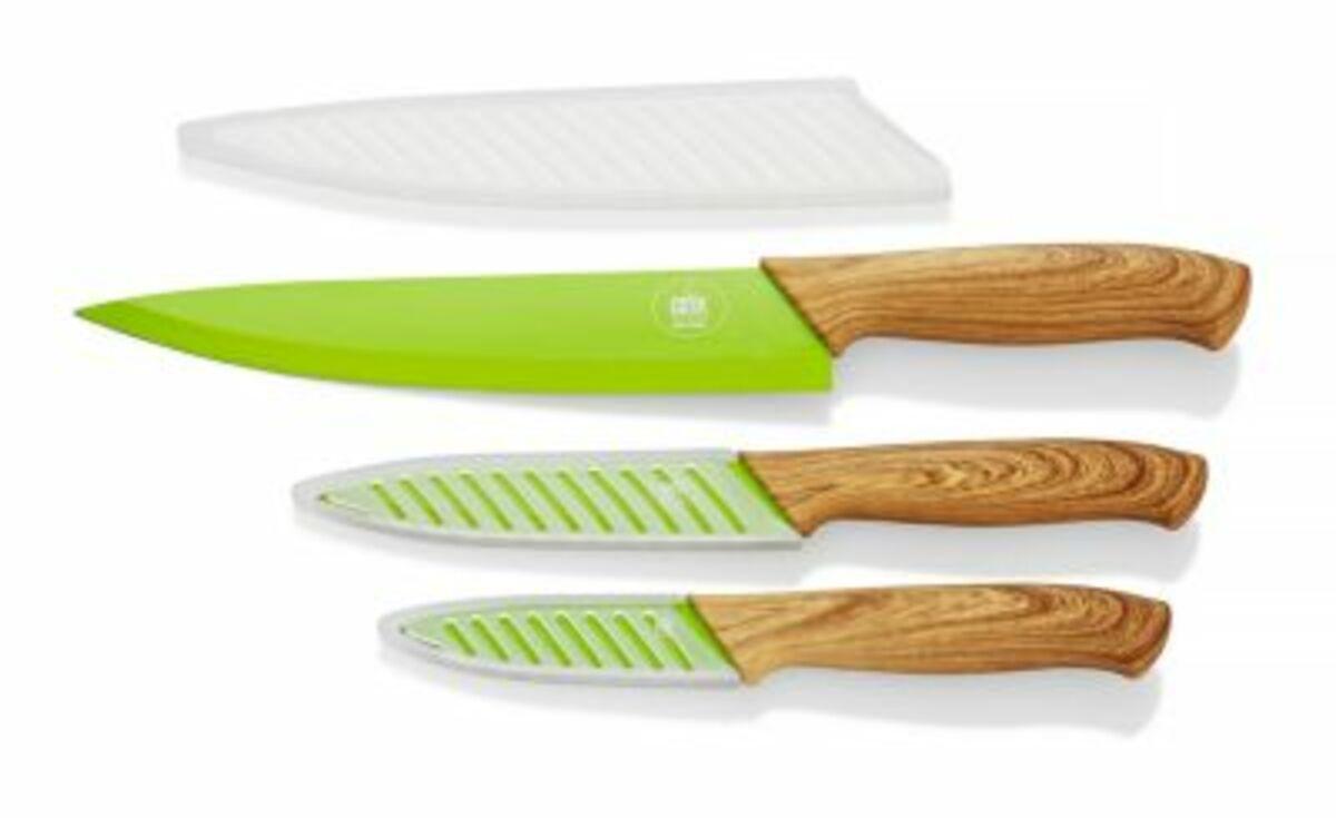 Bild 1 von Messerset, 3-teilig