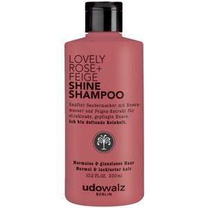 udowalz Berlin LOVELY ROSE + FEIGE Shine Shampoo 23.30 EUR/1 l