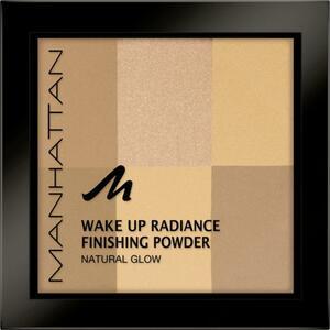 Manhattan Wake Up Radiance Finishing Powder 002 Honey