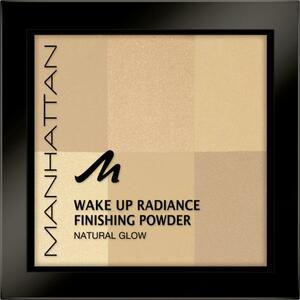 Manhattan Wake Up Radiance Finishing Powder 001 Ivory