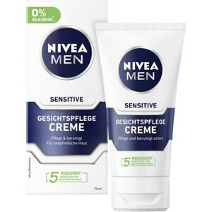 NIVEA MEN Gesichtspflege Creme sensitive 7.99 EUR/100 ml