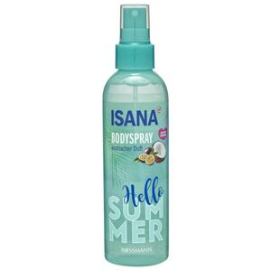 ISANA Bodyspray Hello Summer 1.00 EUR/100 ml