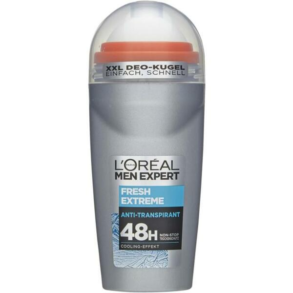 L'Oréal Paris men expert Anti-Transpirant Fresh Extrem 3.98 EUR/100 ml