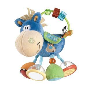 Rotho Babydesign Klipp Klapp Pferd mit Rassel