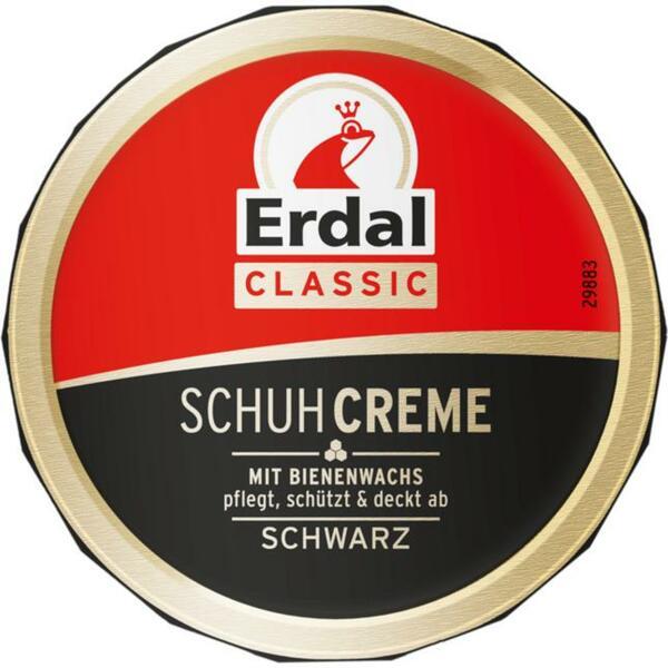Erdal Classic Schuhcreme schwarz 2.65 EUR/100 ml