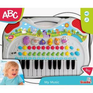 ABC (SIMBA) Baby PIANO ABC BAUERNHOF