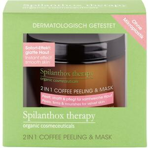Spilanthox therapy 2in1 Coffee Peeling & Mask 14.98 EUR/100 ml