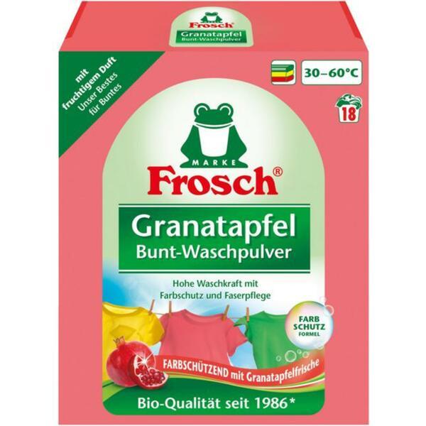 Frosch Granatapfel Bunt-Waschpulver 18 WL 0.22 EUR/1 WL