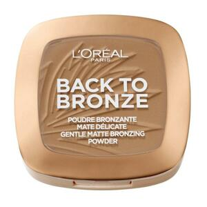 L'Oréal Paris Back to Bronze Gentle Matte Bronzing Powder