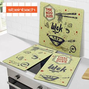 Herdabdeckplatten -2er-Pack
