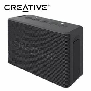Bluetooth®-Lautsprecher Creative MUVO 2C • MP3-Player, Freisprechfunktion • drahtlose Verbindung zweier MUVO 2C-Lautsprecher • USB-/3,5-mm-Klinken-Anschluss, microSD™-Kartenslot • bis zu 6