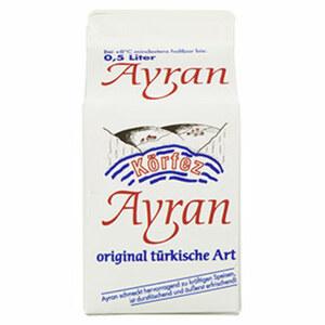 Körfez Ayran original türkische Art, jede 500-ml-Packung