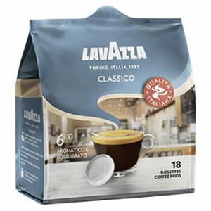 Lavazza Kaffeepads versch. Sorten, jede 18er=125-g-Packung