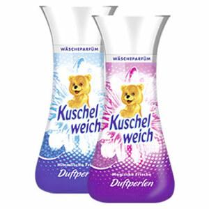 Kuschelweich  Wäscheparfüm Duftperlen versch. Sorten, jede 275g Dose